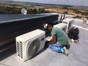 Air Conditioning Maintenance & Repairs